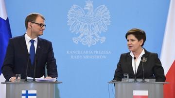 """12-01-2017 14:49 """"Nie potrafię zrozumieć, dlaczego KE nie jest w stanie przyjąć argumentów Polski"""". Premier o dialogu z Brukselą"""