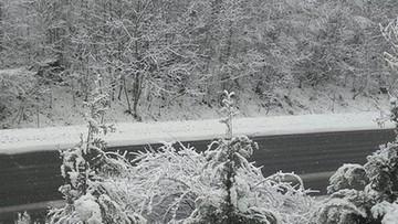 2017-03-18 Powrót zimy na Dolnym Śląsku
