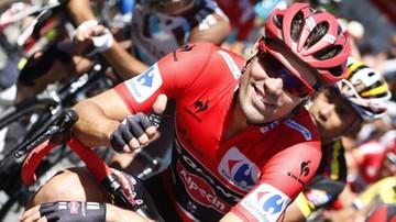 2015-09-10 Vuelta a Espana: Etapowe zwycięstwo Roche'a, liderem wciąż Dumoulin