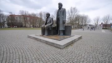 Niemiecki polityk przeciwko ulicom Marksa i Engelsa
