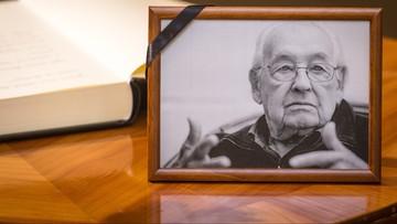 11-10-2016 14:27 Pożegnanie Andrzeja Wajdy w przyszłą środę w Krakowie