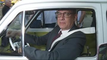 Maluch już u Toma Hanksa. Hollywoodzki aktor otrzymał kluczyki, dokumenty i odbył