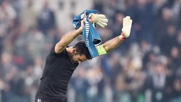 22-10-2015 12:28 Wierny jak Buffon. Bramkarz Juve pobił rekord Del Piero