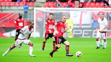2016-11-25 Ligue 1: Minimalna wygrana Rennes. Grosicki nie zagrał