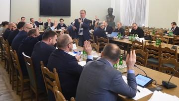 05-12-2017 14:36 Wygaszenie składu PKW. Dyskusja o dwukadencyjności w samorządach. Protesty opozycji