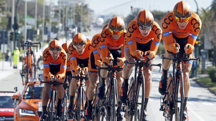 MP w kolarstwie: Podwójne zwycięstwo drużyn CCC