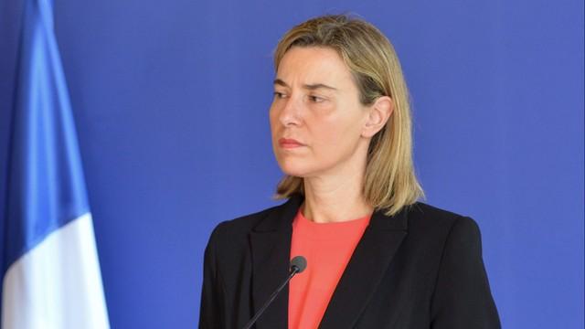 Mogherini: rozejm w Syrii w zasadzie jest przestrzegany