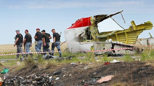 Holandia: Boeing 777 zestrzelony nad Ukrainą przez rakietę Buk
