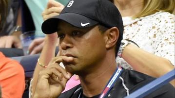 2017-05-31 Woods spał za kierownicą w momencie zatrzymania