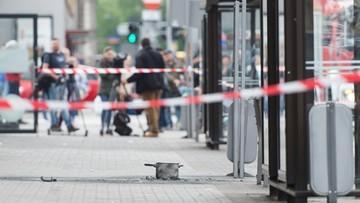 Wybuch ładunku z gwoździami we Wrocławiu. Porzucono go w autobusie miejskim