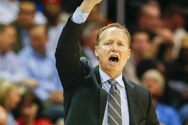 Liga NBA - Mike Budenholzer trenerem roku