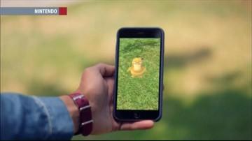 12-07-2016 16:40 Poszukiwanie Pokemonów. Nowa moda opanowuje świat