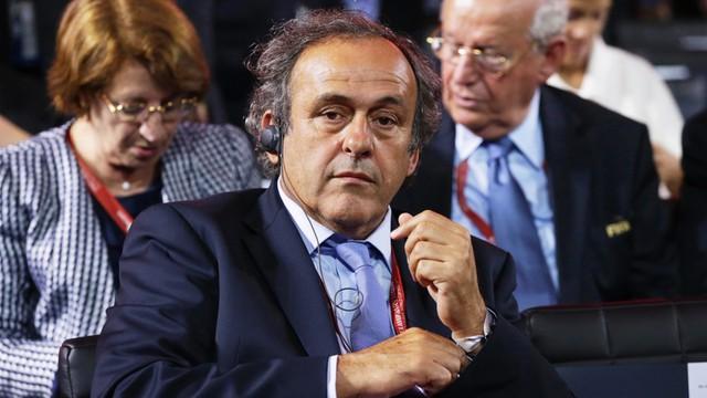 Platini potwierdził, że wystartuje w wyborach na szefa FIFA