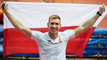 2017-03-08 Lisek wyróżniony przez European Athletics
