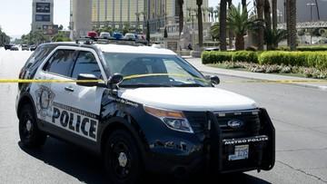 03-10-2017 05:28 Broń palna, materiały wybuchowe i amunicja. Policja weszła do domu sprawcy ataku w Las Vegas