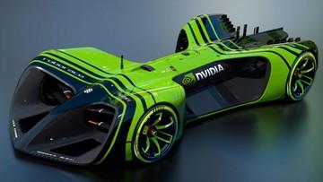 07-04-2016 10:51 Autonomiczny bolid wyścigowy - zaprojektowała go Nvidia