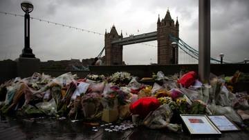 07-06-2017 14:47 Ósma ofiara zamachu w Londynie. Ciało wyłowiono z Tamizy