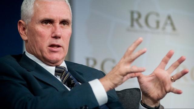 USA: Pence broni Trumpa w sprawie zarzutów napastowania seksualnego