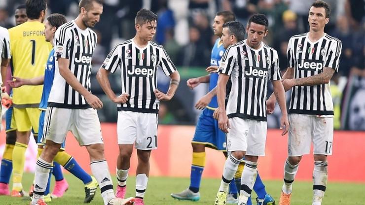 Porażka Juventusu, debiut Wilczka w Serie A