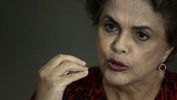 12-04-2016 05:34 Komisja parlamentu Brazylii chce impeachmentu prezydent