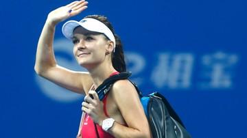2015-10-17 Radwańska w finale turnieju w Tiencinie! Singapur coraz bliżej...
