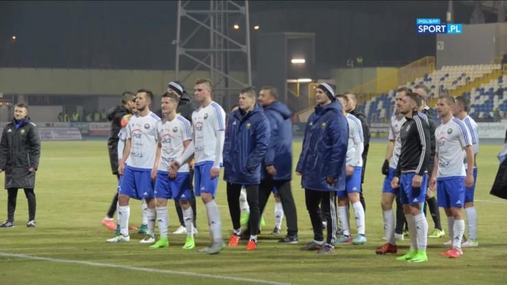 Stal Mielec - Olimpia Grudziądz 1:0. Skrót meczu