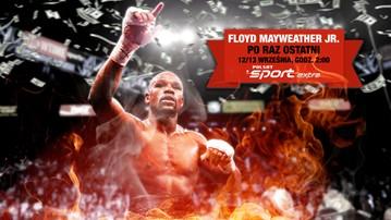 2015-09-12 Ostatnia walka Mayweathera: Transmisja w Polsacie Sport Extra