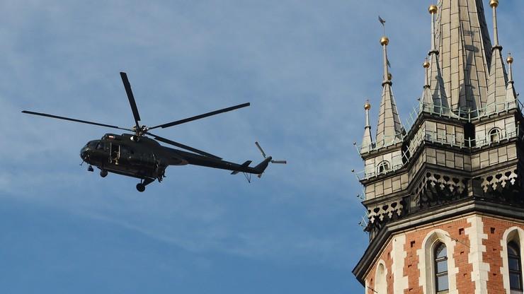 Policja: w Krakowie spokojnie; jedynie drobne incydenty