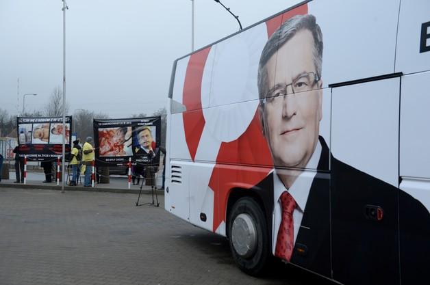 W Warszawie rozpoczęła się konwencja prezydenta Komorowskiego