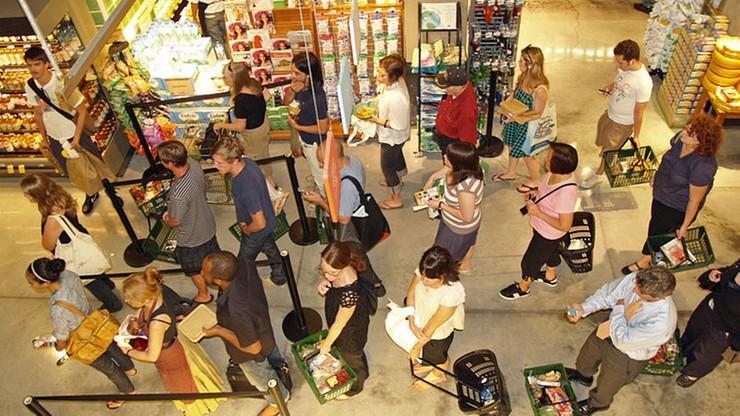 Konsumenci chcą sklepów bez kasjerów