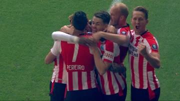 2017-09-17 PSV lepszy od Feyenoordu w hicie kolejki