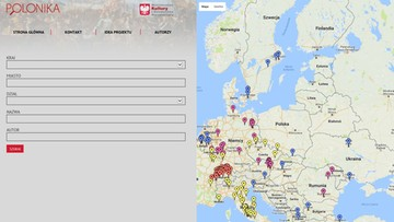 12-06-2017 16:54 Powstał portal o polskim dziedzictwie kulturowym za granicą