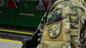 Giżycko: wysocy rangą wojskowi brutalnie pobili policjantów