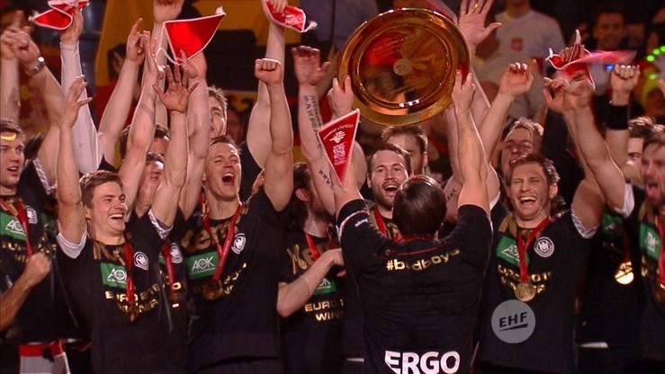 2016-01-31 EHF Euro 2016: Sensacja! Hiszpania rozbita, Niemcy mistrzami Europy!