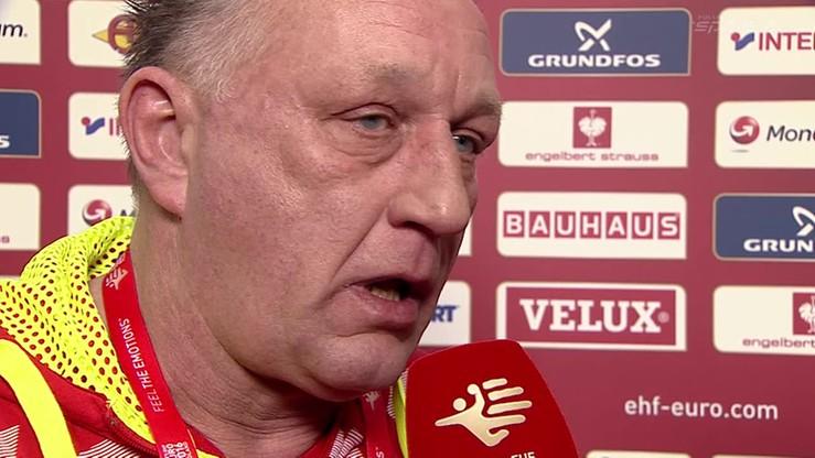 Biegler: Biorę pełną odpowiedzialność za porażkę. Nie wiem czy pozostanę trenerem...