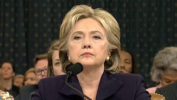 """24-08-2016 06:35 """"To manipulacja"""". Sztab Clinton o wiadomości agencji AP na temat fundacji"""