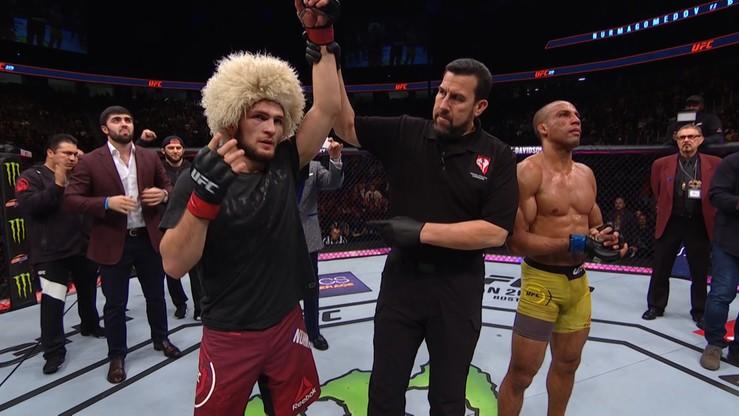 UFC 219: Cyborg wypunktowała Holm, dominujący występ Nurmagomedova