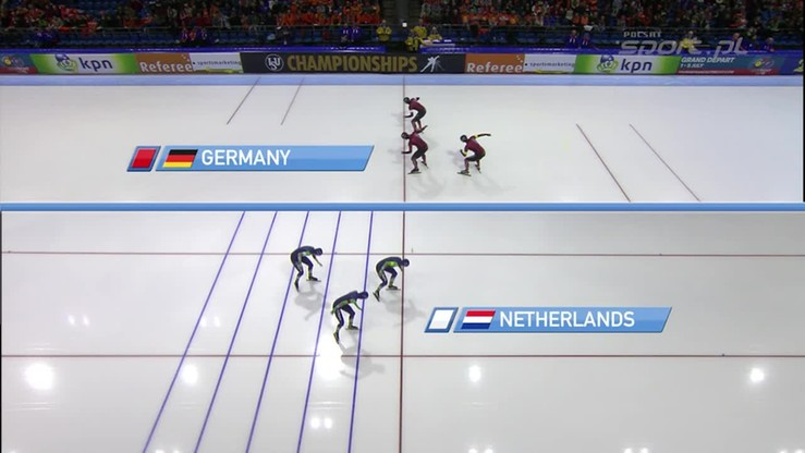 Holenderki sensacyjnie ulegają Japonkom!