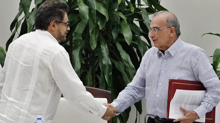 Kolumbia: jest nowe porozumienie między rządem a FARC