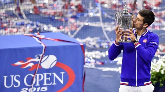 US Open - zwycięstwo Djokovicia
