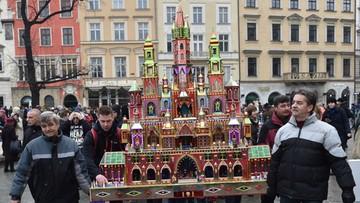 03-12-2015 14:47 73. Konkurs Szopek Krakowskich. Jak zwykle zachwycają