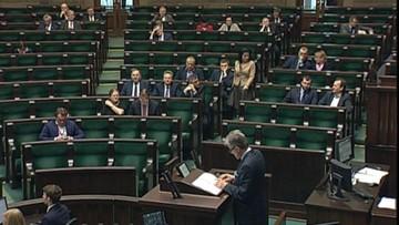 17-12-2015 15:00 Pierwsze czytanie ustawy o TK w Sejmie. Burzliwa dyskusja nad projektem PiS