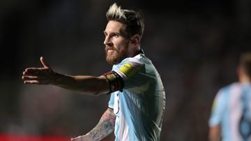2016-11-16 Argentyna w oparach marihuany. Messi zapowiedział bojkot mediów