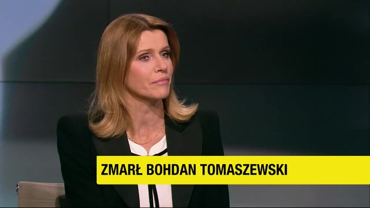Katarzyna Nowak: Tomaszewski był moim mentorem