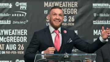 2017-08-02 Rosną szanse McGregora w walce z Mayweatherem?! Dostosuję się do tego, czego on potrzebuje
