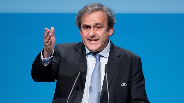 Michel Platini: jestem najlepszym kandydatem na prezydenta FIFA
