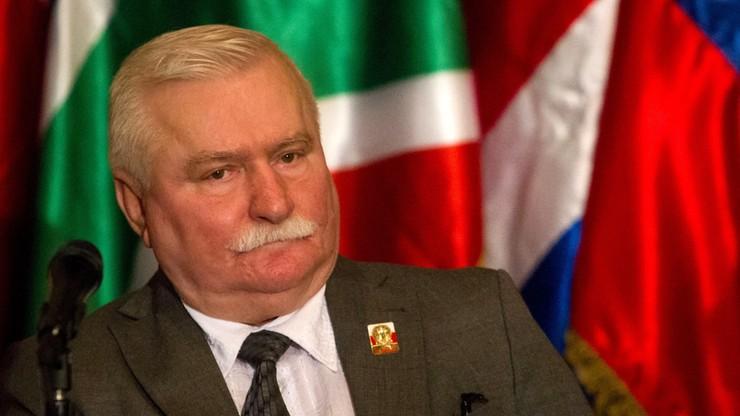 Wałęsa: nic bym w życiu nie zmienił, w tym otarcia się o służby PRL