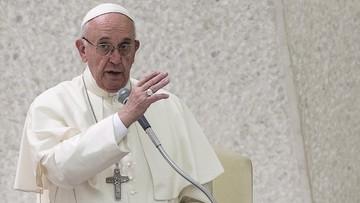 24-04-2016 14:15 Papież do nastolatków: szczęście to nie aplikacja na telefon komórkowy