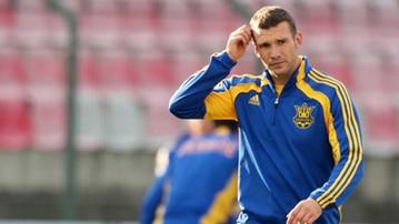 Szewczenko nowym selekcjonerem reprezentacji Ukrainy