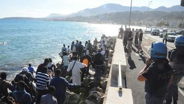 09-08-2016 14:58 Włochy: setki migrantów koczują w Rzymie, Mediolanie, Como i Ventimiglii